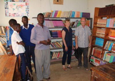 Muruntunguru library