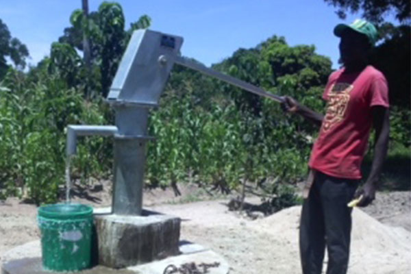New Water Well at Bugosa Installed by Our Team in Our Absence